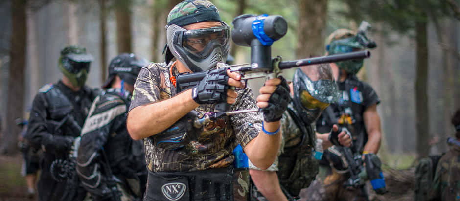 Have Fun with Paintball without Any Hindrance
