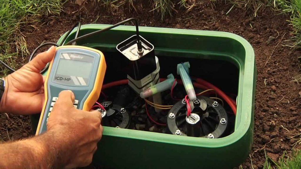 2 wire decoder irrigation