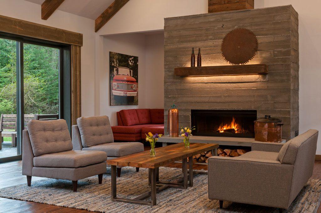 custom designer fireplaces