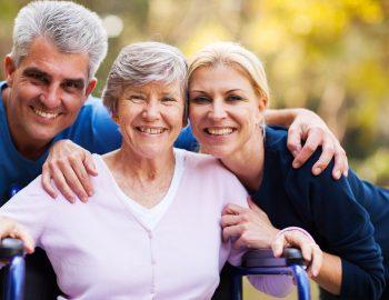 help aged people