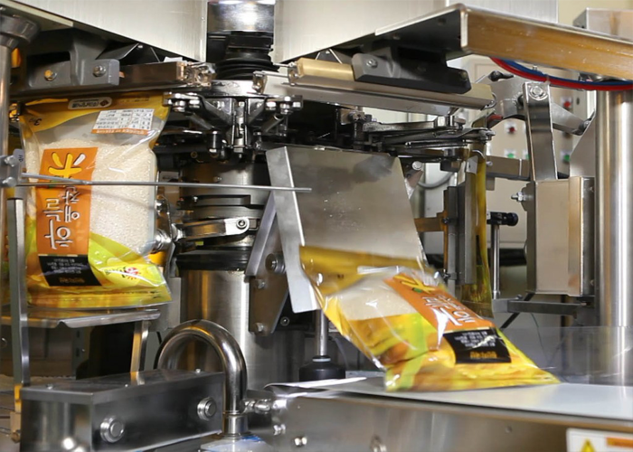 food packaging equipment manufacturers