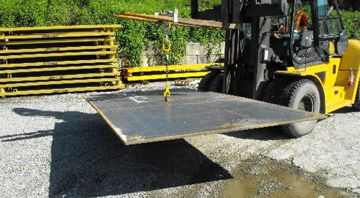 Reliable Outlet for Hiring Steel Road Plate